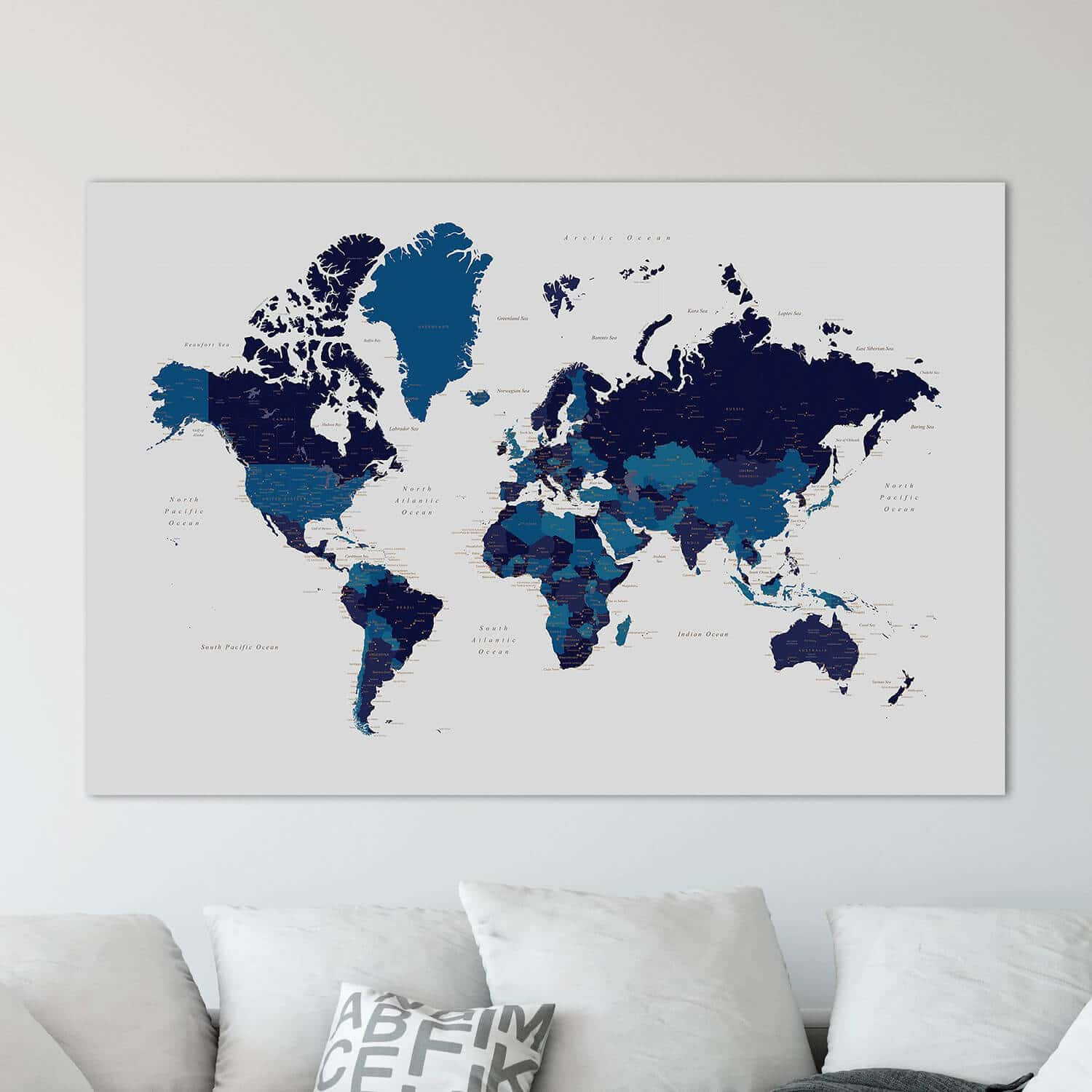 push pin world travel map with pins navy blue push pin travel maps
