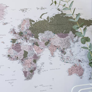 trip map world maps online