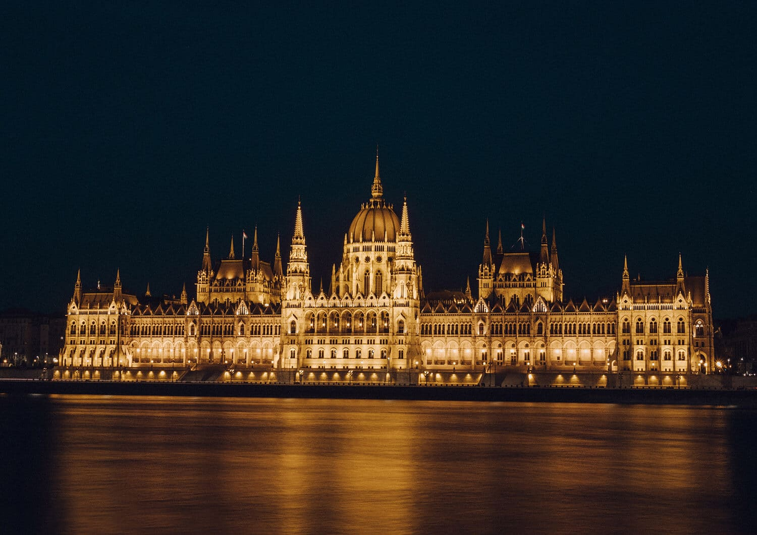 budapest night places to visit
