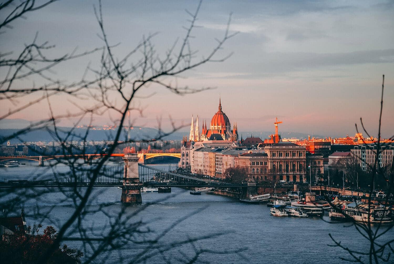 budapest winter destination