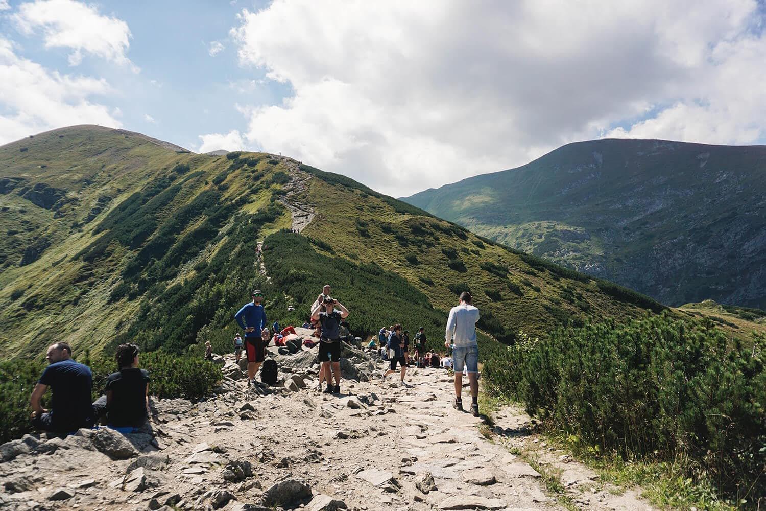 crossroad giewont