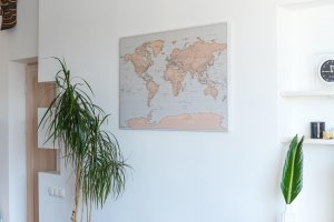 world map bucket list ideas