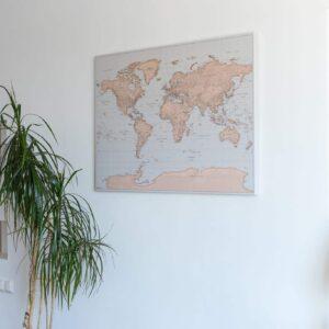 world map bucket list ideas