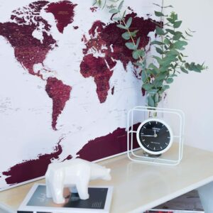 travel gift for couple map ideas