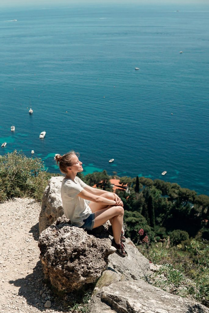 Nietzsche hiking trail
