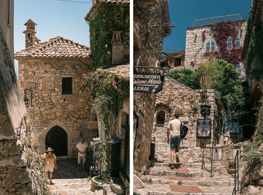 eze old town village