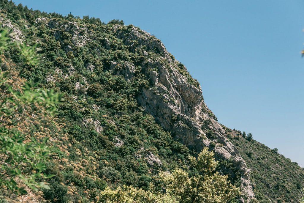 nietzsche trail eze village