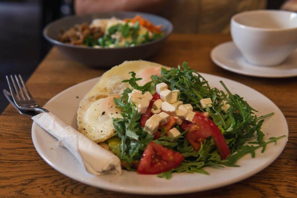 breakfast in krakow