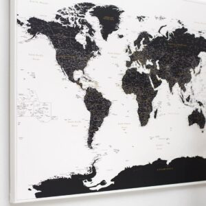 detailed-white-and-black-world-map-push-pin-tripmapworld