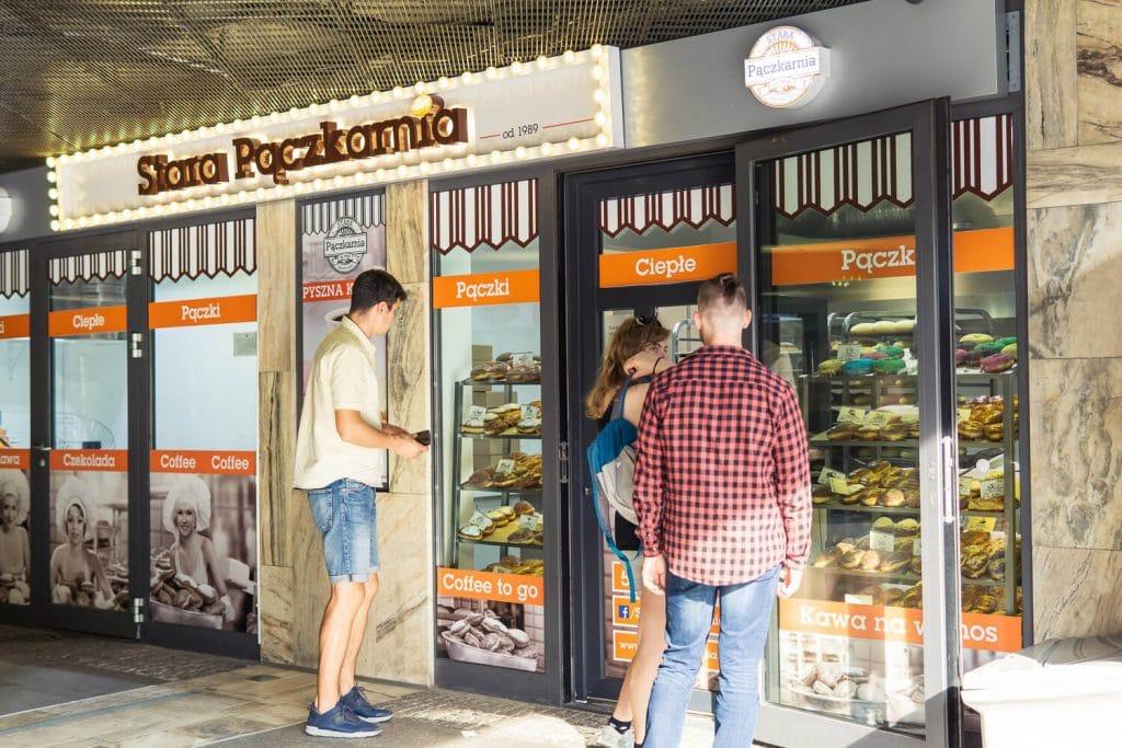 donuts in krakow