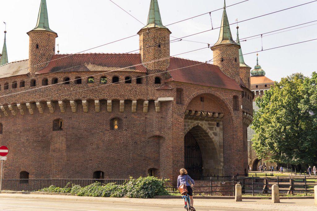 krakow barbacan