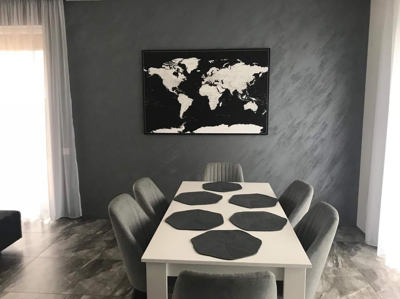 dar grey home decor ideas