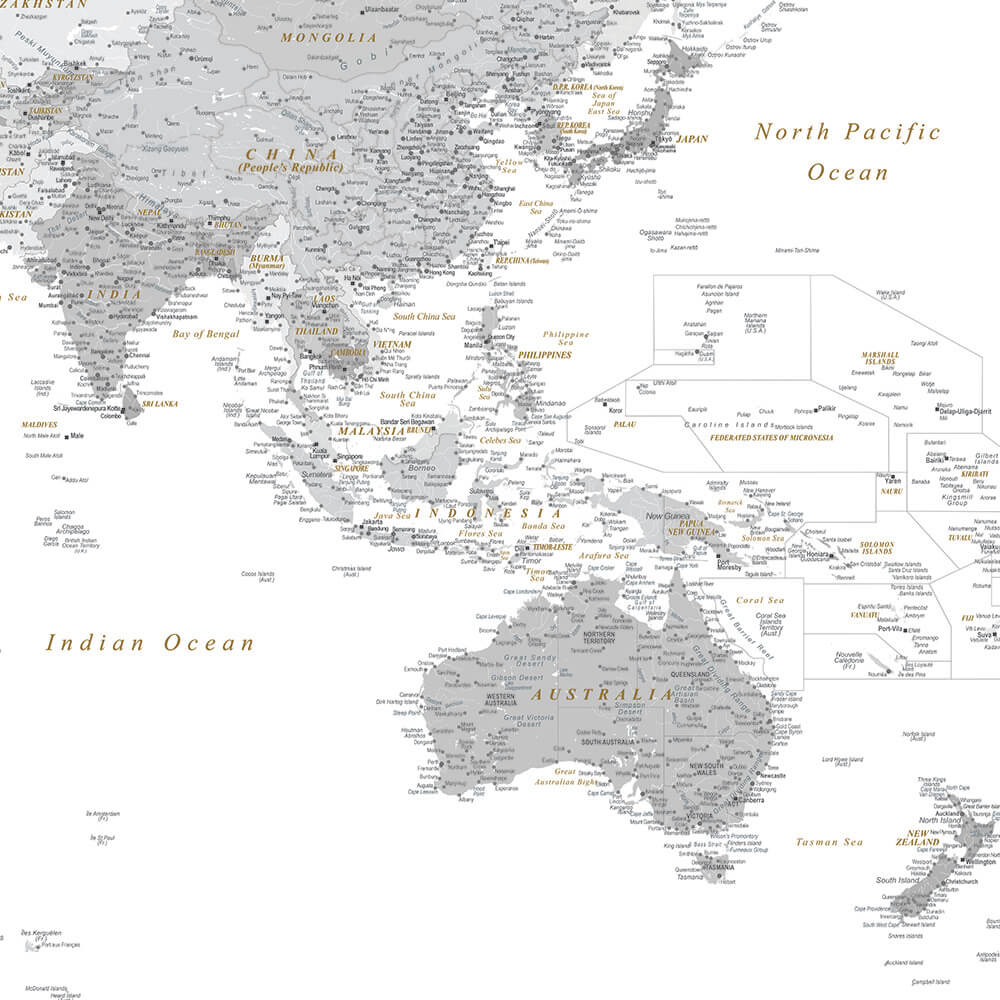 push-pin-map-high-detailed-asia